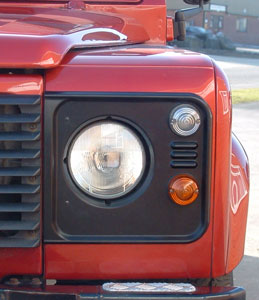 Picture of FF001075 - Headlamp Surround