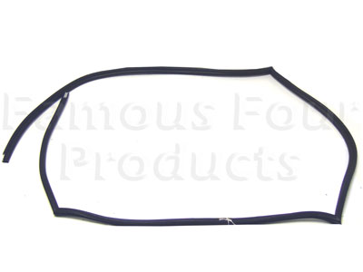 Rear Side Door Sill Seal Csw Double Cab Ff001111 For