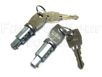 Picture of FF001122 - Lock Barrel & Key Set