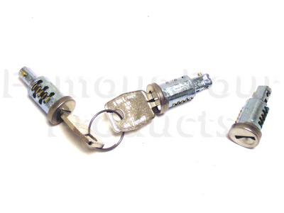 Picture of FF001123 - Lock Barrel & Key Set
