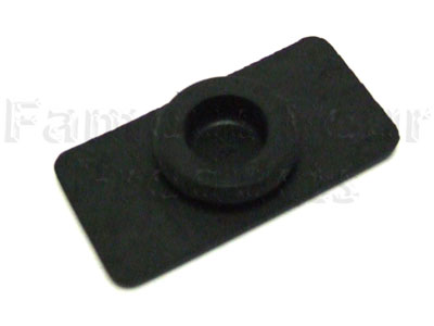 Rubber Plug for Front Jacking Point -  -