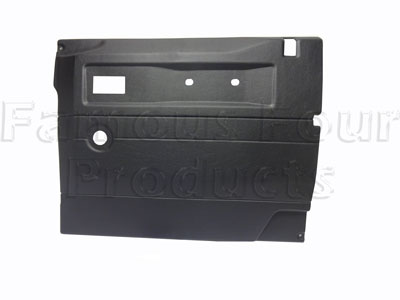 Picture of FF001174 - Push-button Front Door Trim Panel