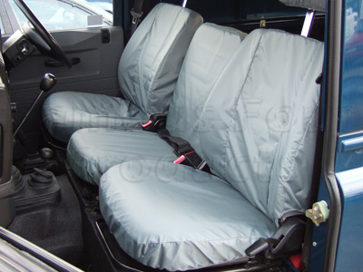 Waterproof Front Seat Covers (except headrests) -  -