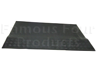 Picture of FF001195 - 90 Rear Loadspace Rubber Mat