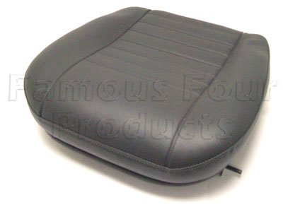 Picture of FF001198 - Seat Base Dark Grey Vinyl Outer