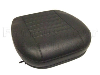 Picture of FF001205 - Seat Base Black Vinyl Outer