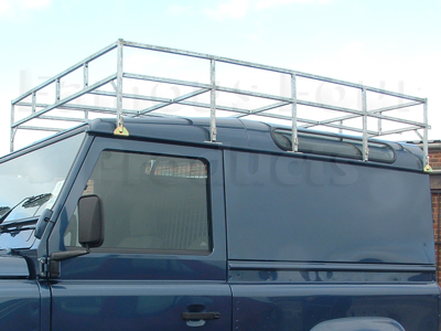 Picture of FF001208 - Heavy Duty Galvanised Roof Rack - Short