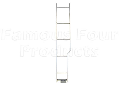 Heavy Duty Roof Rack Access Ladder to suit ONLY FF001208 & FF001209