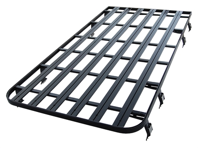 Picture of FF001212 - 110 Aluminium Roof Rack - Black Coated