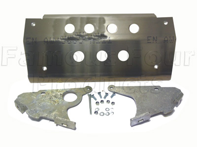 Steering Guard - 90/110 and Defender