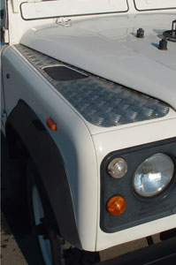 Picture of FF001236 - 90/110 Chequerplate Wing Top Treadplates