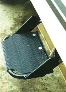 Picture of FF001248 - Folding Side Step