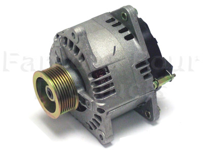 Picture of FF001309 - Alternator - A127/100Amp.