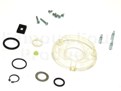 Distributor Insulation Cover Repair Kit