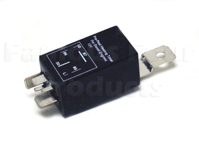 Picture of FF001378 - Heater Plug Timing Relay