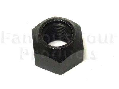 Wheel Nut for Steel Wheels