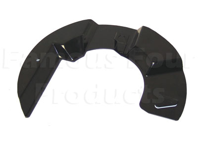 Picture of FF001474 - Front Brake Disc Shield