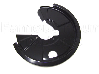 Picture of FF001476 - Rear Brake Disc Shield