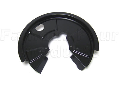Picture of FF001477 - Rear Brake Disc Shield