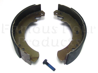Picture of FF001482 - Handbrake Shoe Set