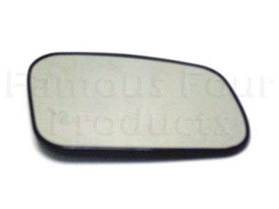 Picture of FF001499 - Door Mirror Glass Only