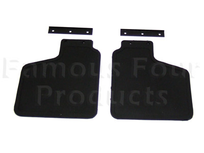 Picture of FF001511 - Front Mudflaps