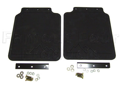 Picture of FF001514 - Rear Mudflaps