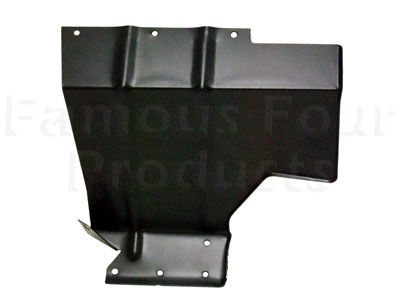 Picture of FF001515 - Rear Mudflap Mounting Bracket