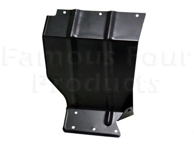 Picture of FF001516 - Rear Mudflap Mounting Bracket