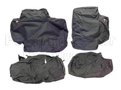 Picture of FF001538 - Tailored Waterproof Rear Seat Covers