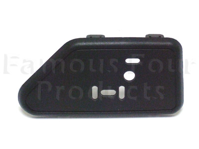 Picture of FF001544 - Electric Seat Switch Mounting Plate