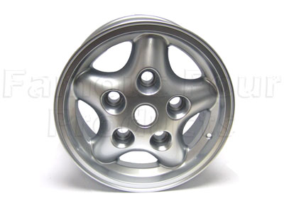 Picture of FF001583 - Freestyle Alloy Wheel - Pattern Part