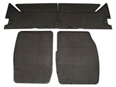 Picture of FF001590 - Rubber Footwell Mats
