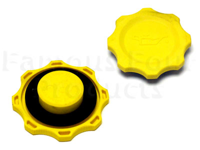 Picture of FF001598 - Oil Filler Cap
