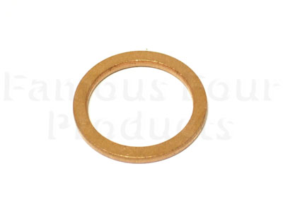 Picture of FF001634 - Sump Plug Washer