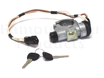 Picture of FF001677 - Steering Column Lock Assy.