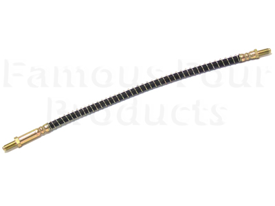 Picture of FF001681 - Front Brake Rubber Flexi-Hose