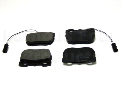 Picture of FF001684 - Front Brake Pads for Vented Discs