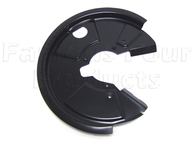 Rear Brake Disc Shield