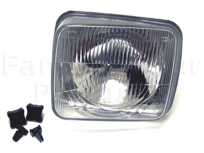 Picture of FF001695 - Left Hand Headlamp