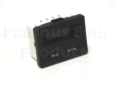 Picture of FF001705 - Replacement Digital LCD Clock
