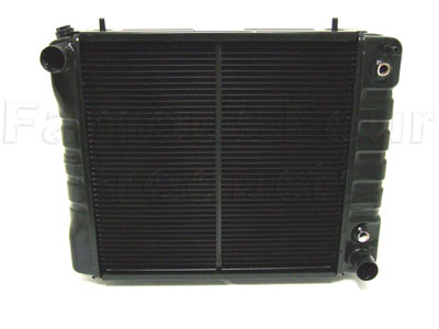 Radiator (Water and Oil Cooling Part ONLY)