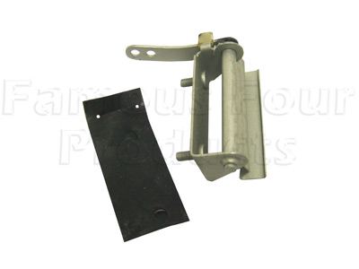 Picture of FF001743 - Rear End Door Outer Handle ONLY