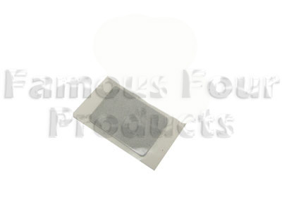 Picture of FF001747 - Rear View Mirror Adhesive Pad