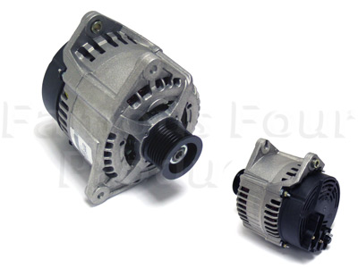 Picture of FF001781 - Alternator
