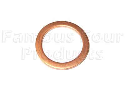 Picture of FF001809 - Sump Drain Plug Washer