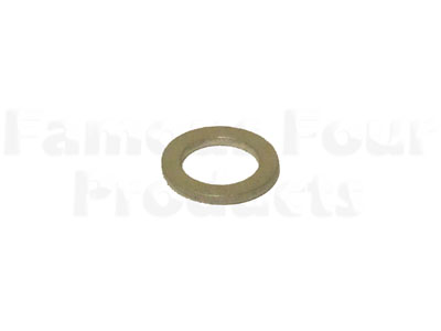 FF001845 - Sump Drain Plug Washer  - Land Rover 90/110 and Defender