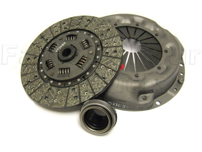 3-piece Clutch Kit (cover/plate/bearing)
