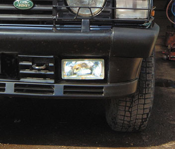 Picture of FF001881 - Front Spoiler Driving Lamps