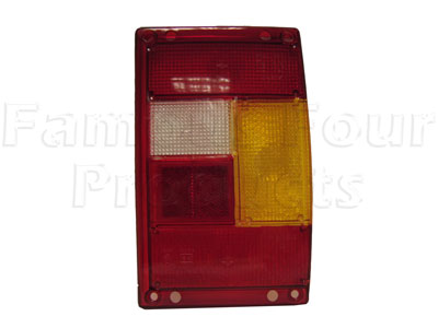 Picture of FF001893 - Rear Lamp Lens ONLY